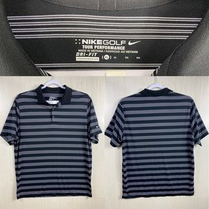Nike Golf tour performance polo Shirt Mens Size XL